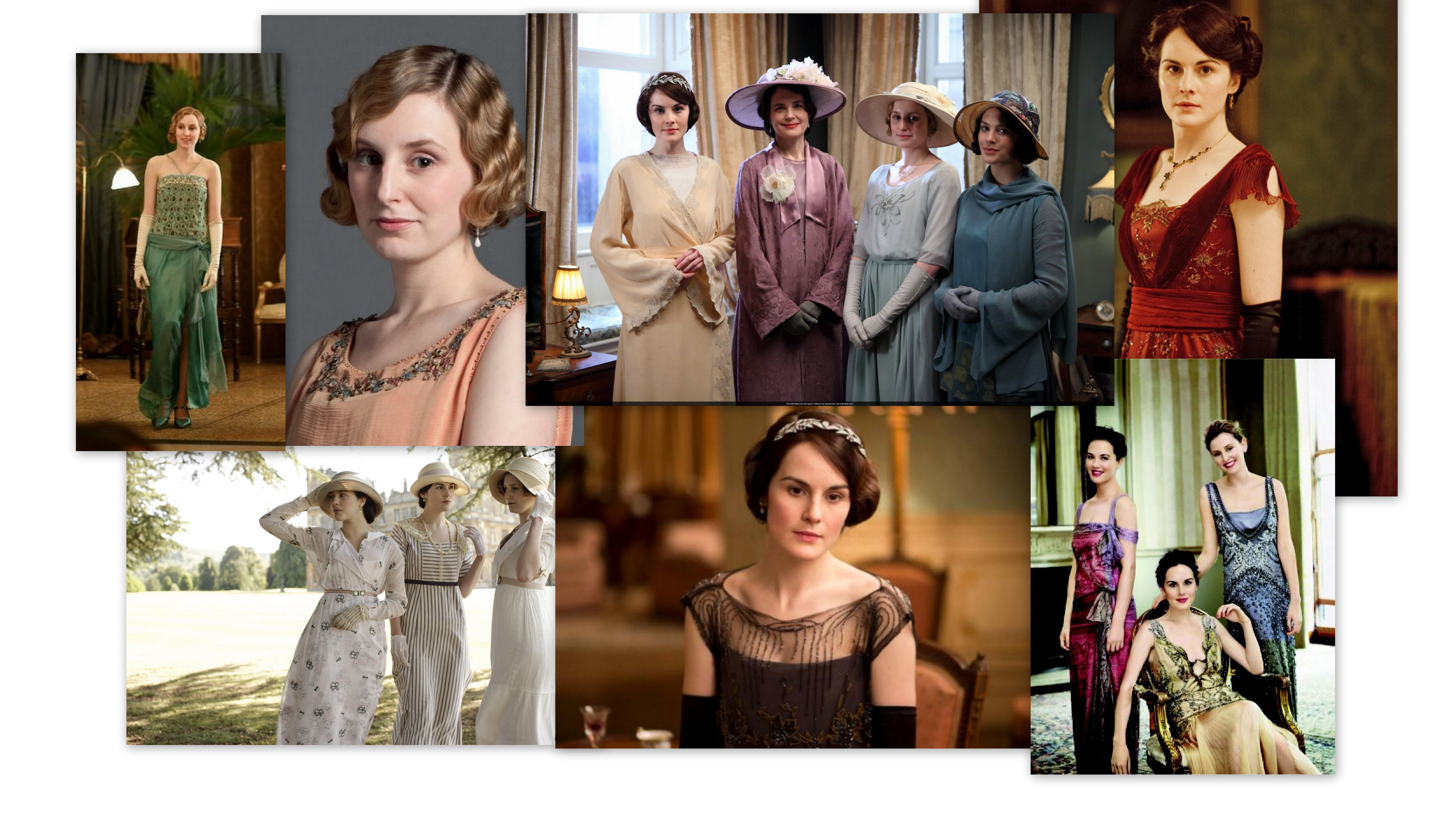 Downton Abbey outfit inspiration